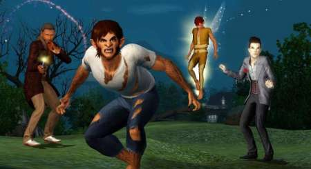 The Sims 3 Obludárium 2106