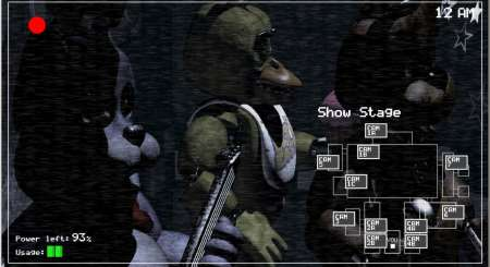 Five Nights at Freddys 7