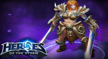 Sonya Heroes of the Storm 2