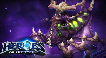 Zagara Heroes of the Storm 4
