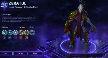 Zeratul Heroes of the Storm 1