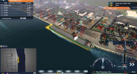 TransOcean The Shipping Company 2