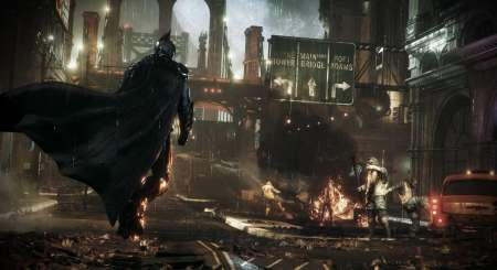 Batman Arkham Knight Season Pass 4