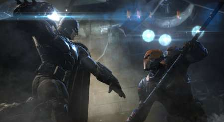 Batman Arkham Origins Black Mask Challenge Pack 1