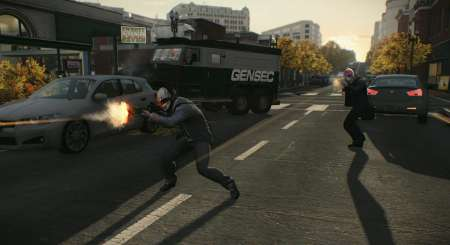 PayDay 2 Armored Transport 2