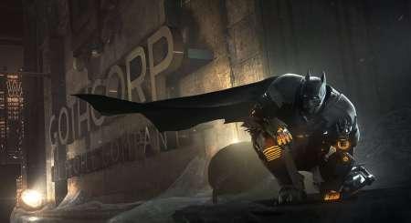 Batman Arkham Origins Cold Cold Heart 1