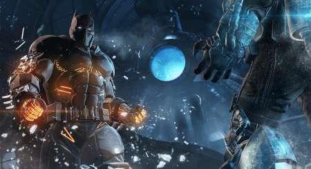 Batman Arkham Origins Cold Cold Heart 4