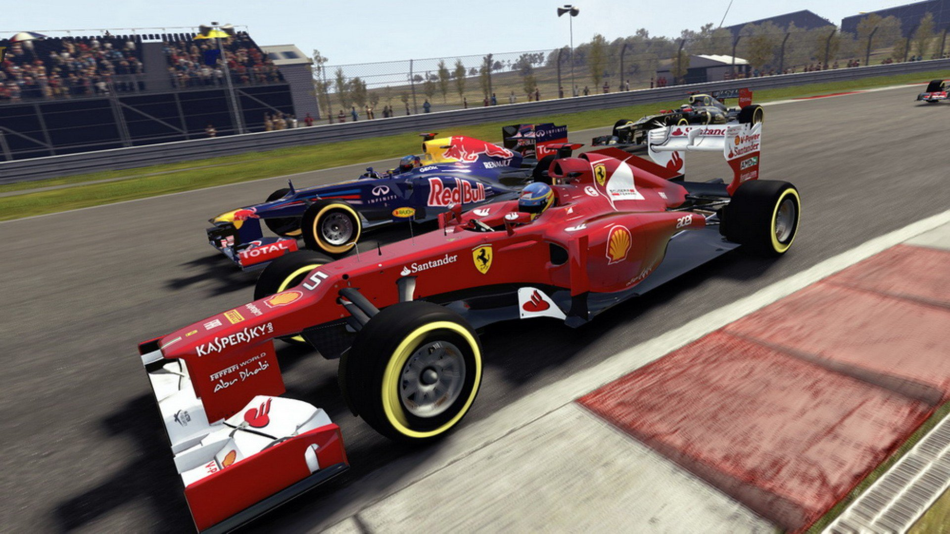 Formula 1, F1 2012 1