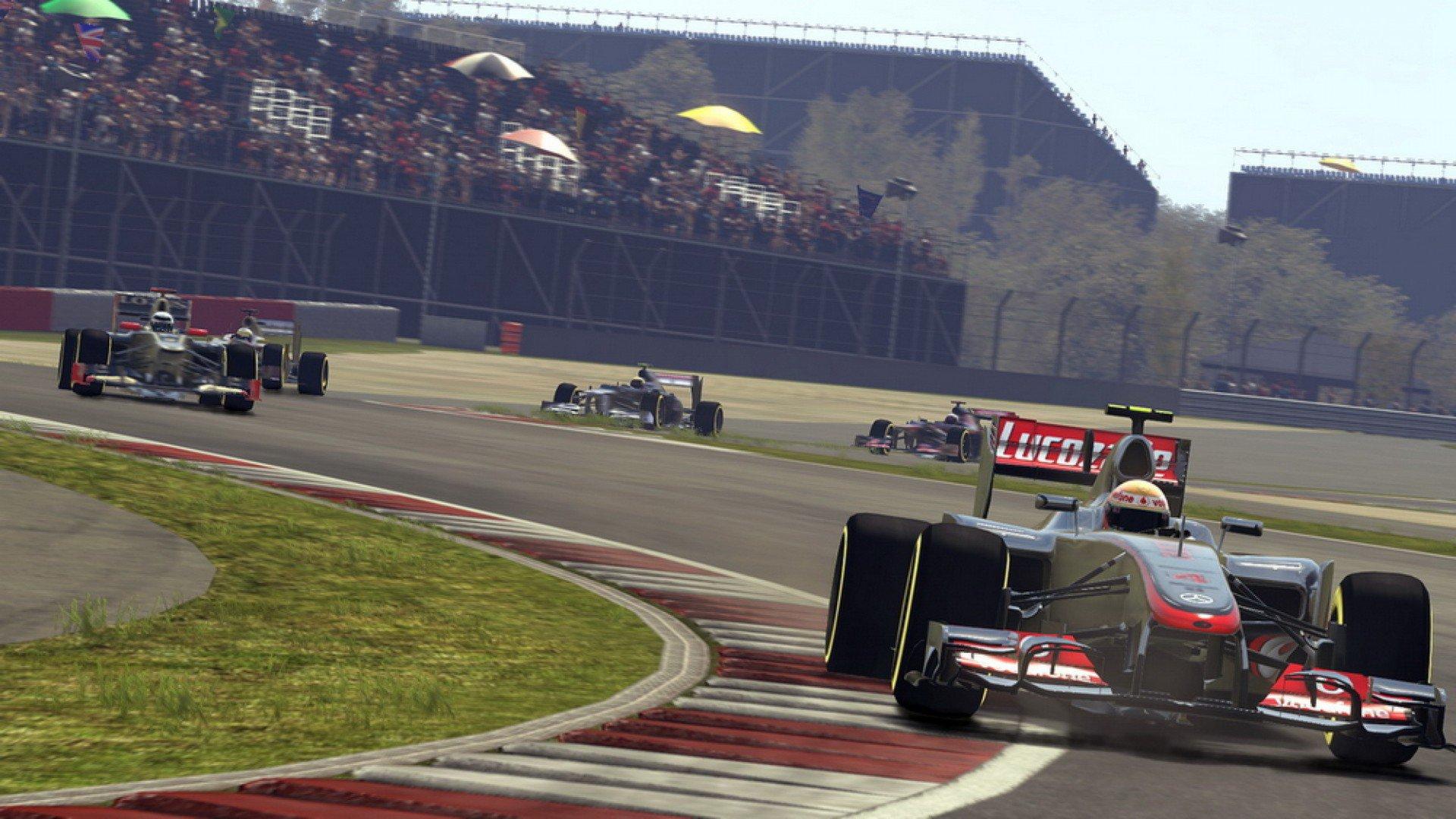 Formula 1, F1 2012 2