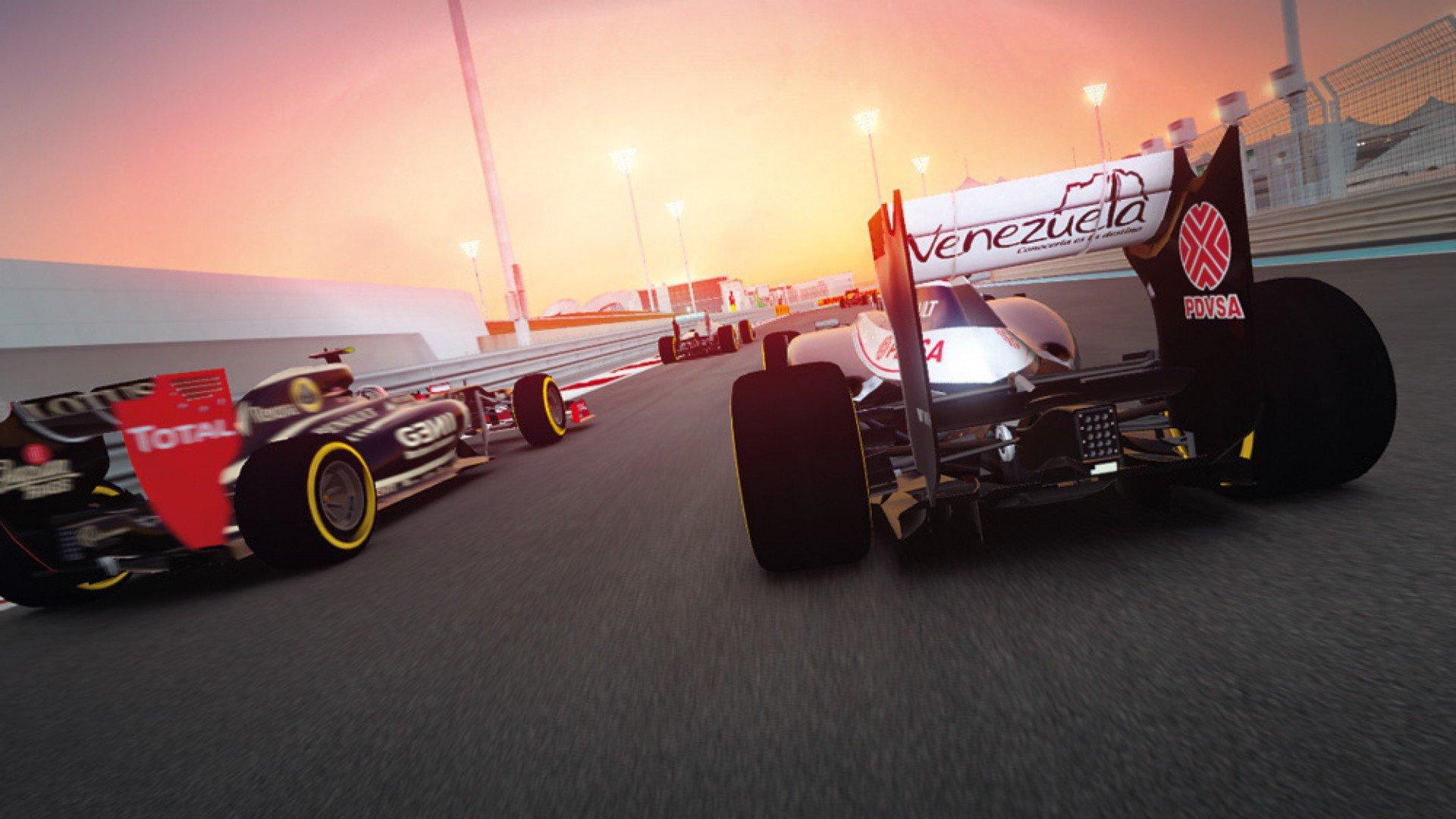 Formula 1, F1 2012 4