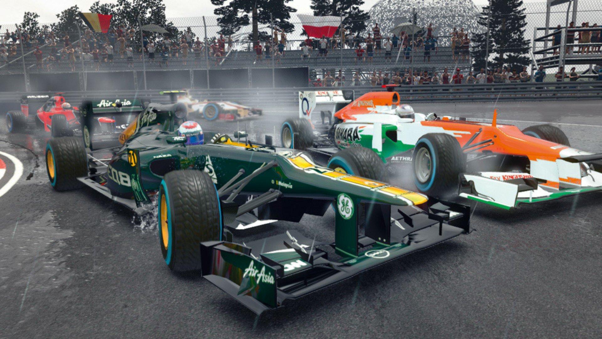 Formula 1, F1 2012 5