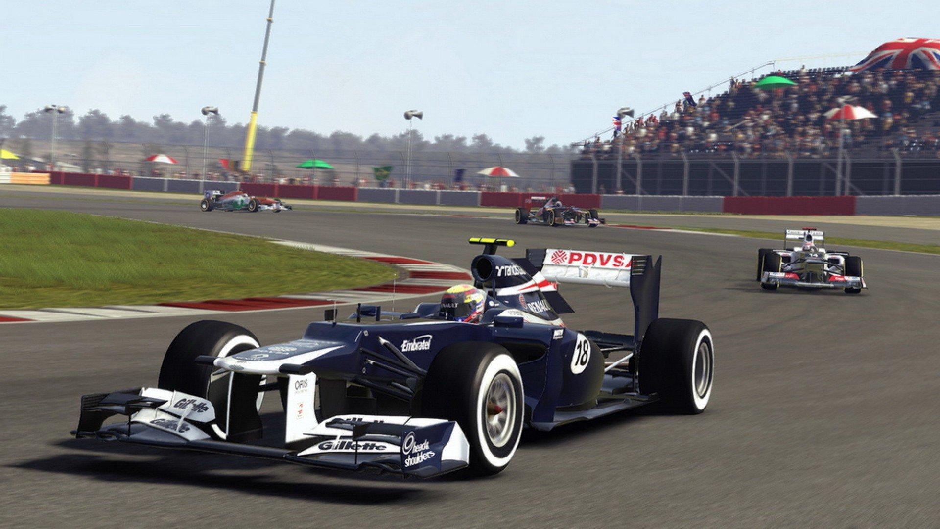 Formula 1, F1 2012 6
