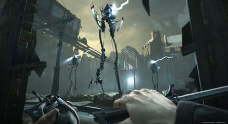 Dishonored Void Walker Arsenal 1