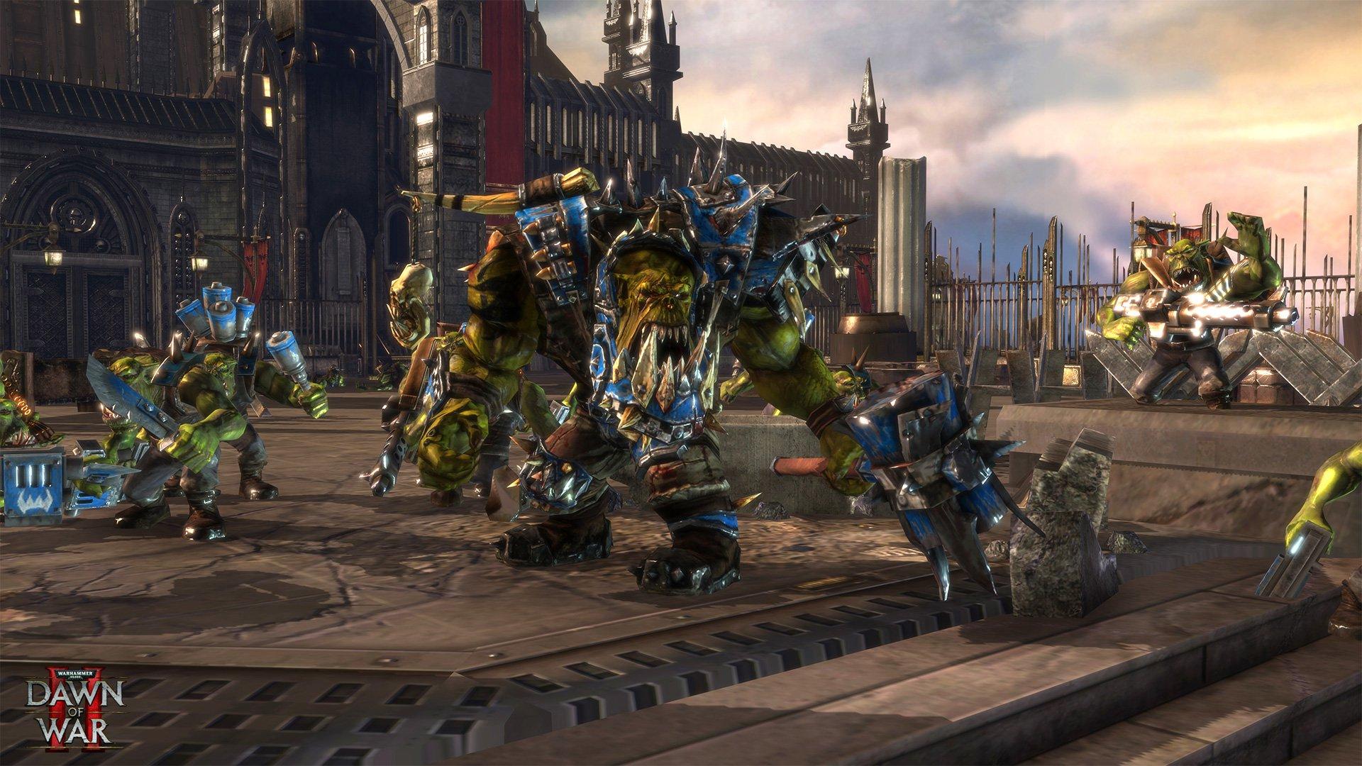 Warhammer 40,000 Dawn of War GOTY 9