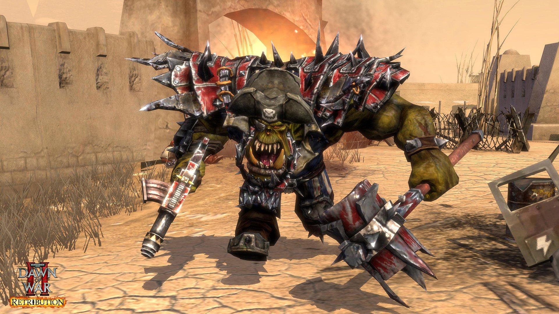 Warhammer 40,000 Dawn of War II Retribution 6