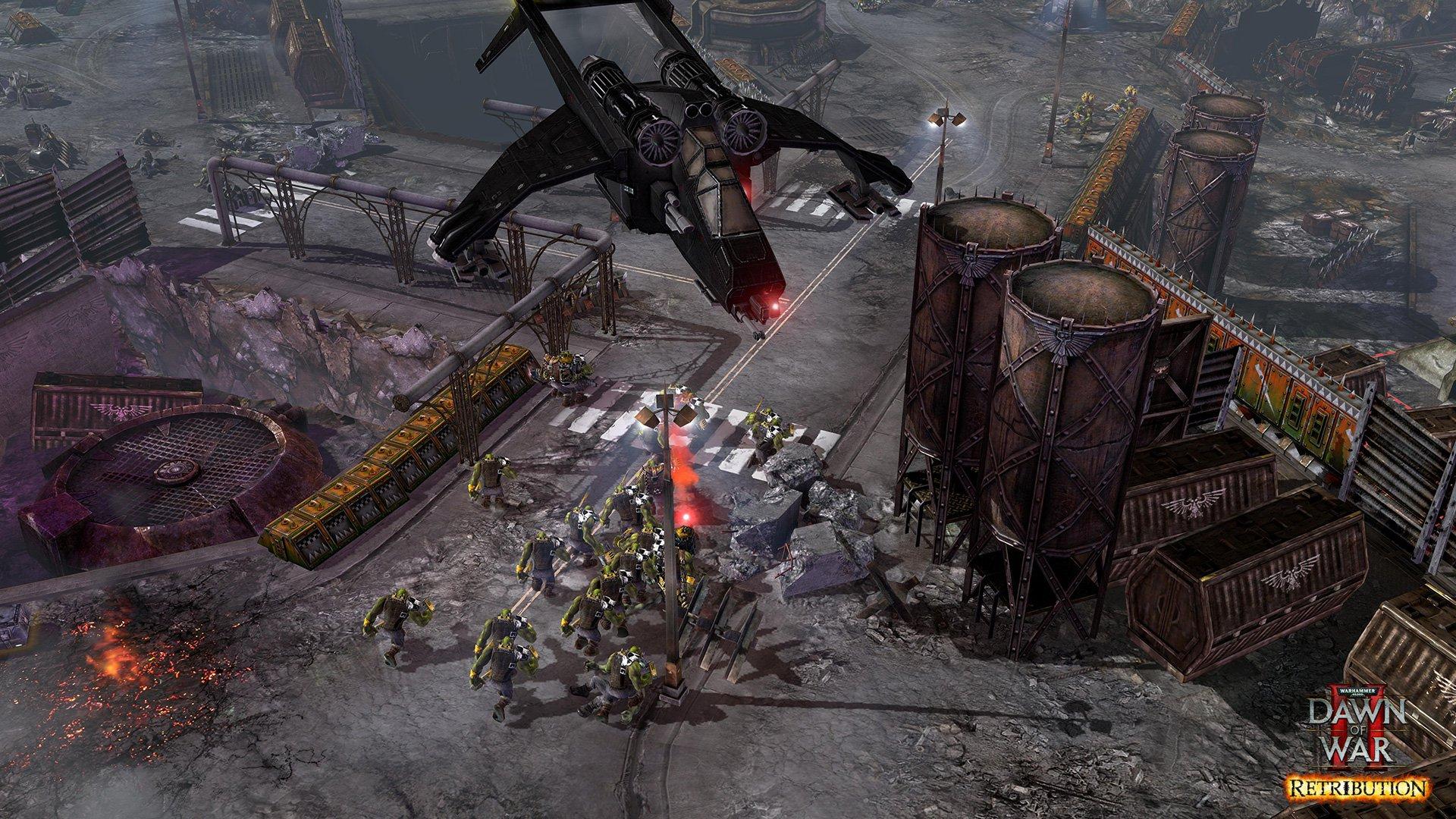 Warhammer 40,000 Dawn of War II Retribution 9