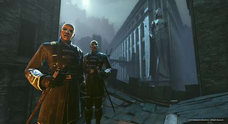 Dishonored The Knife of Dunwall 3