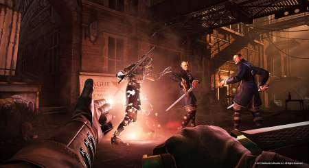 Dishonored The Knife of Dunwall 4