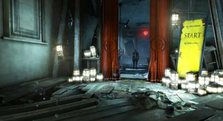 Dishonored Dunwall City Trials 1