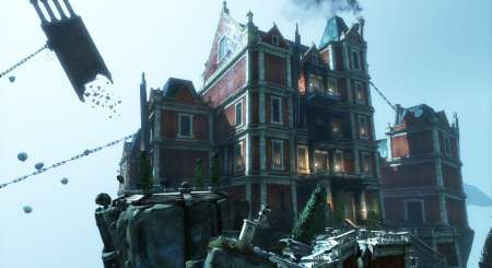 Dishonored Dunwall City Trials 2