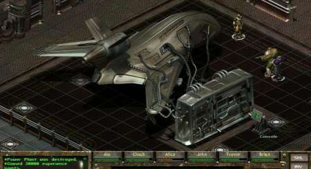 Fallout Tactics Brotherhood of Steel 1