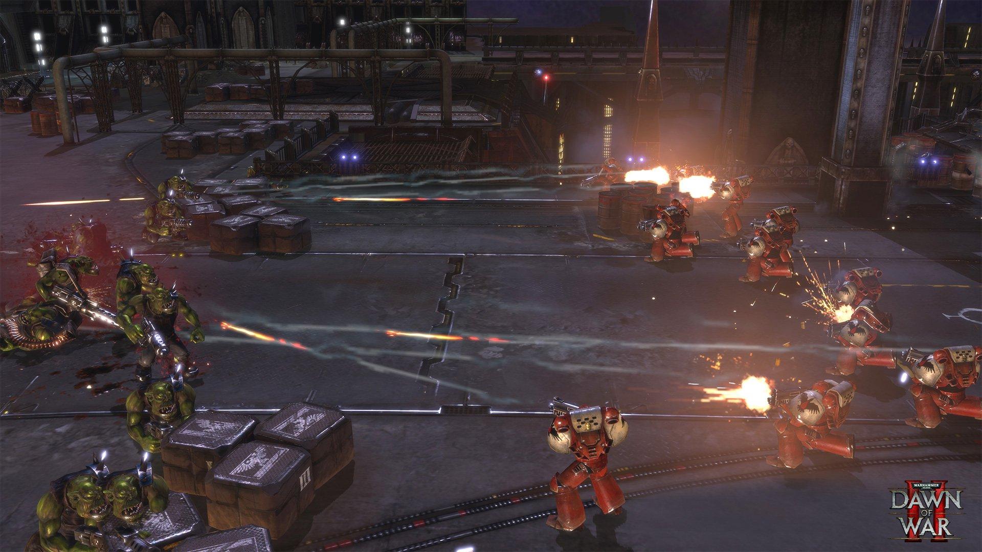 Warhammer 40 000 Dawn of War II 3