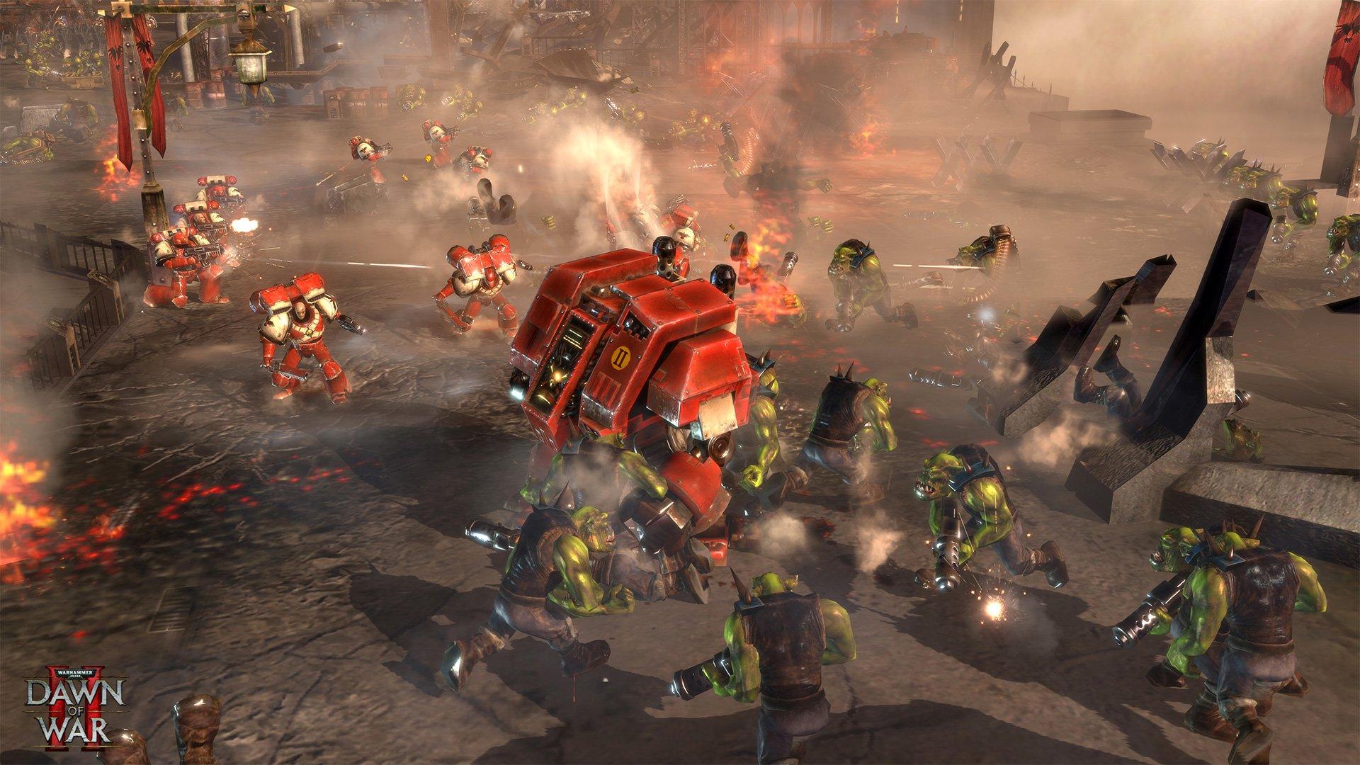 Warhammer 40 000 Dawn of War II 5