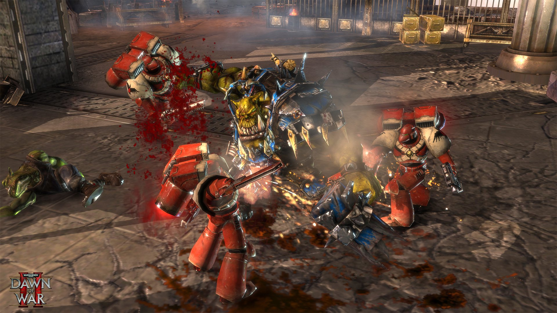 Warhammer 40 000 Dawn of War II 7