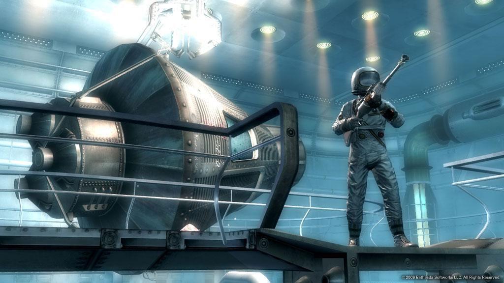 Fallout 3 Mothership Zeta 7