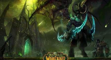 World of Warcraft 30 Dní předplacená karta   WOW 3