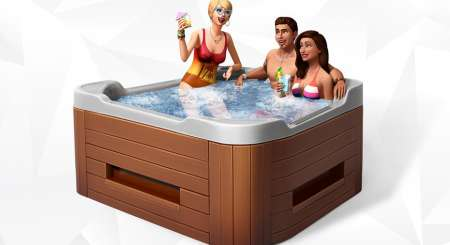 The Sims 4 Perfektní Patio 1