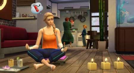 The Sims 4 Návštěva v Lázních 3