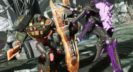 Transformers Fall Of Cybertron 537