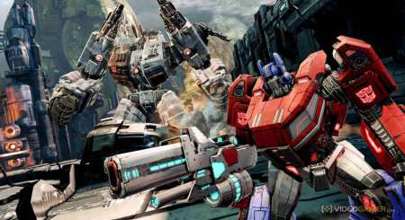 Transformers Fall Of Cybertron 538