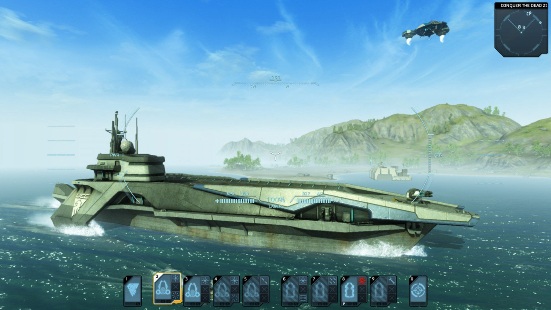 Carrier Command Gaea Mission 7