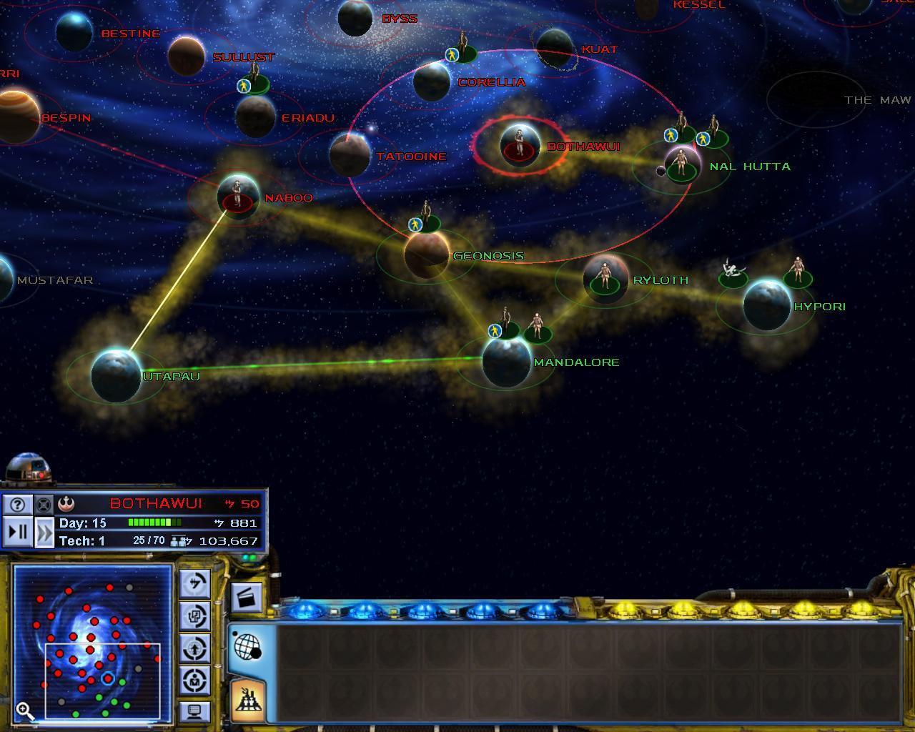 STAR WARS Empire at War Gold Pack 12