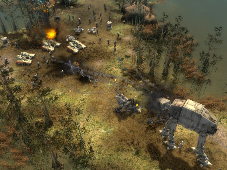 STAR WARS Empire at War Gold Pack 8