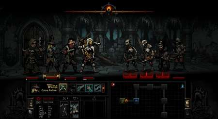 Darkest Dungeon 1