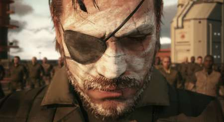 Metal Gear Solid V The Phantom Pain 10