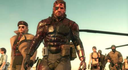 Metal Gear Solid V The Phantom Pain 22