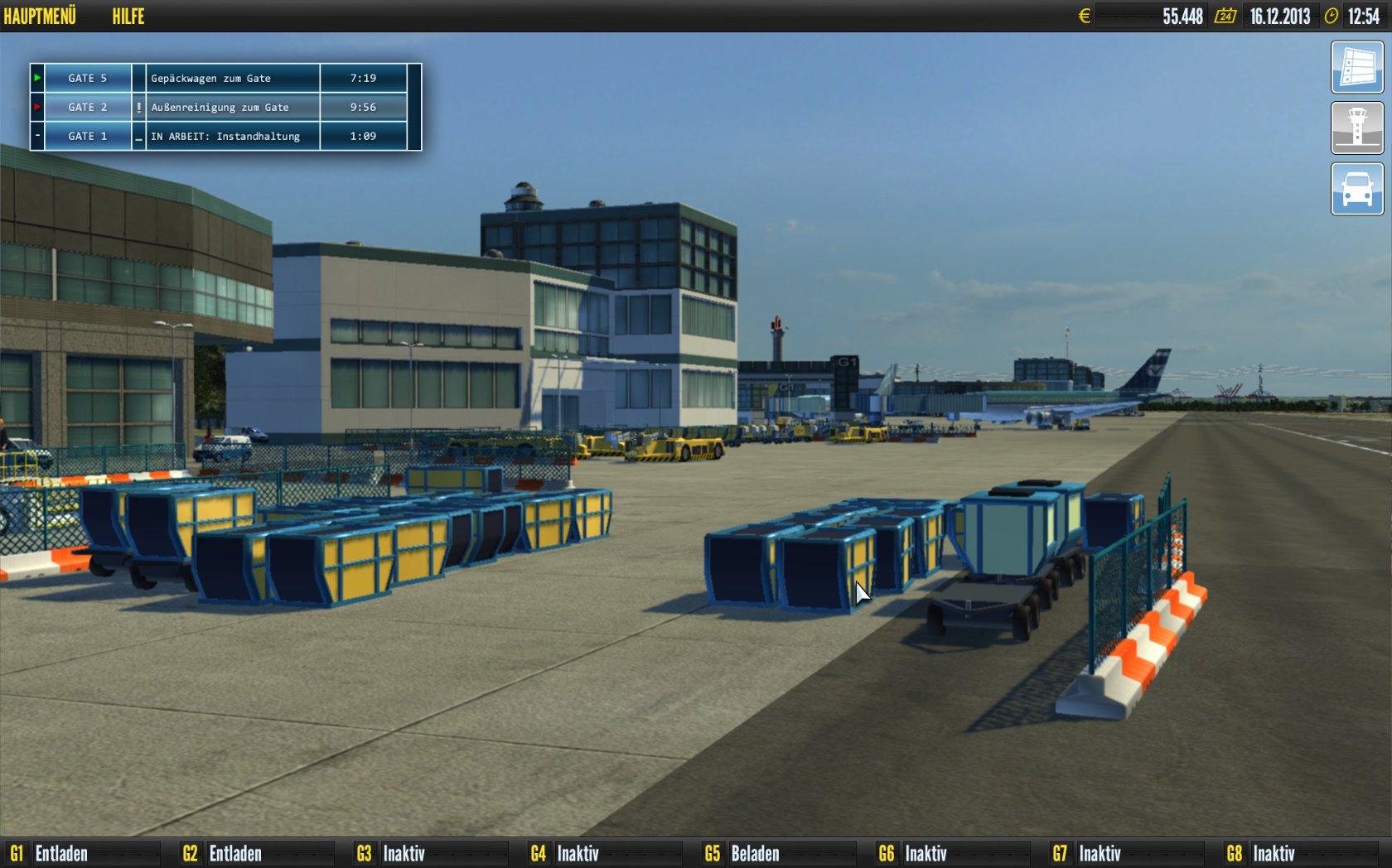 Airport Simulator 2014 2