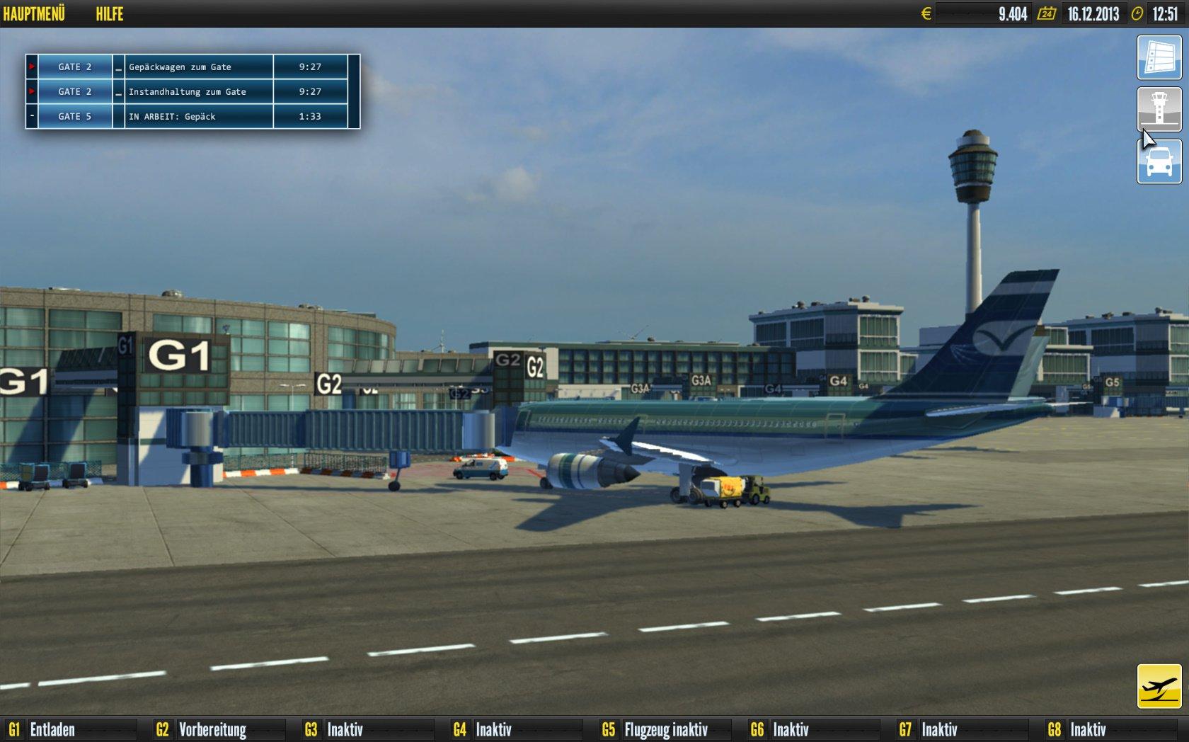Airport Simulator 2014 3