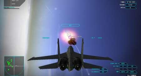 Vector thrust 14