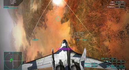 Vector thrust 16