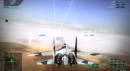 Vector thrust 3