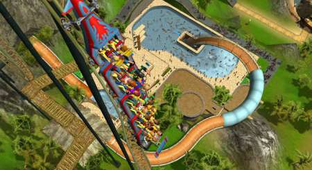 RollerCoaster Tycoon 3 Platinum 4