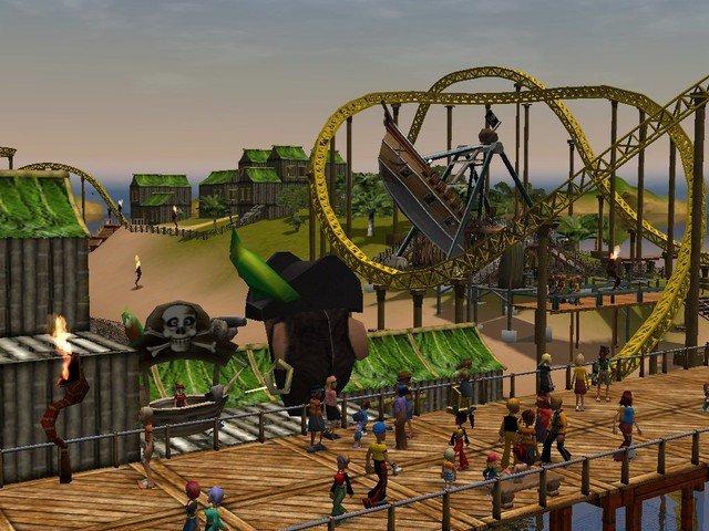 RollerCoaster Tycoon 3 Platinum 6