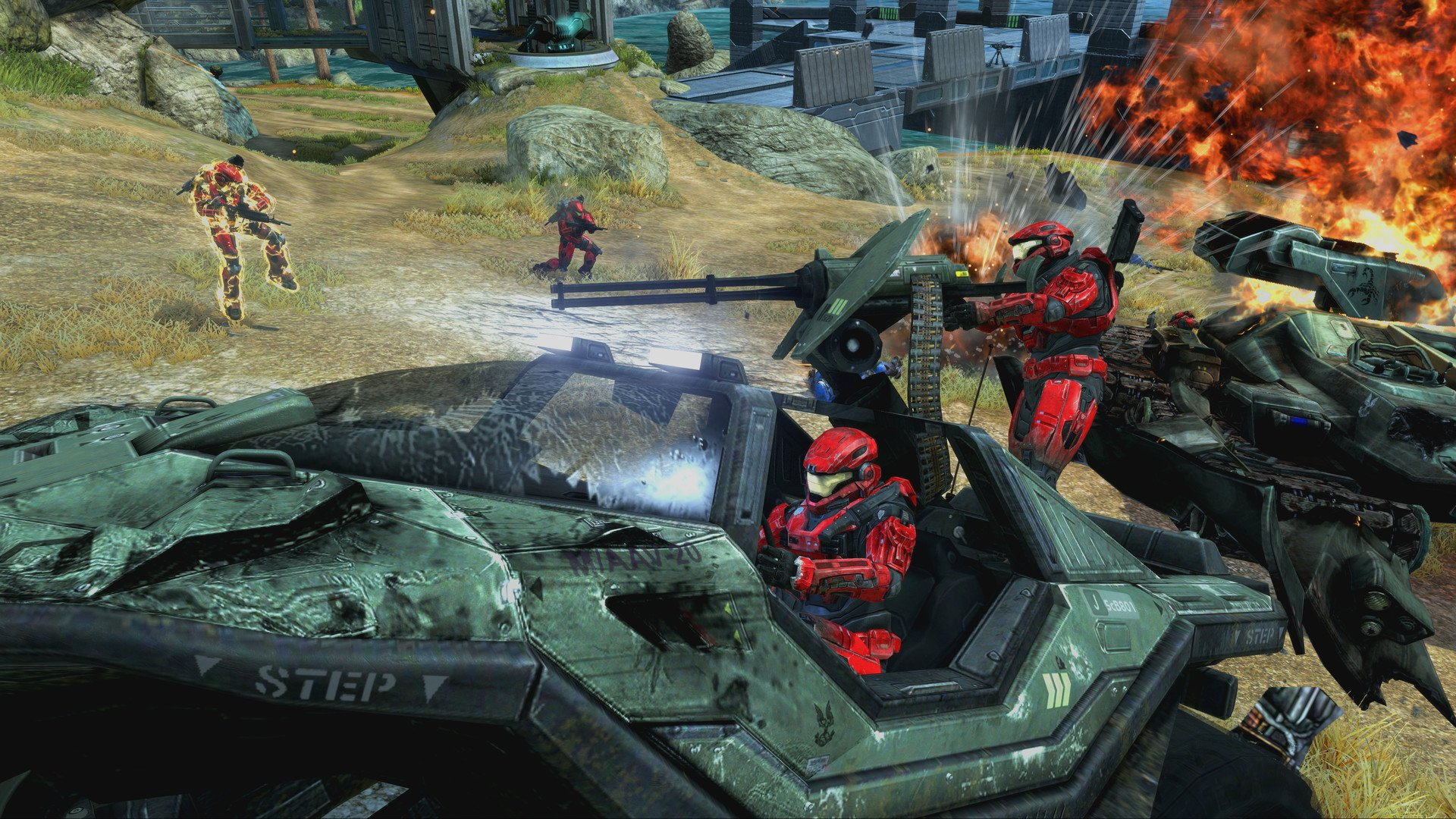 Halo The Master Chief Collection Xbox One 6