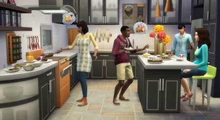 The Sims 4 Báječná kuchyně 4