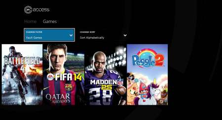 EA access Xbox One 30Dní 3